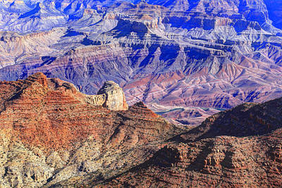 Grand Canyon And The Colorado River Original by James Steele