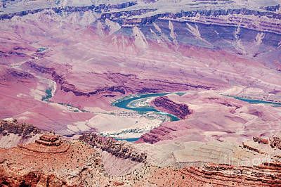 Photograph - Grand Canyon Colorful Vista by Debra Thompson