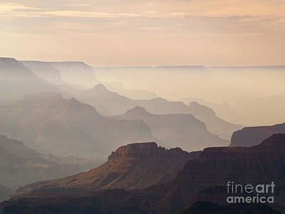 Grand Canyon From Lipan Point Art Print