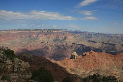 Grand Canyon Mixed Media - Grand Canyon Grandeur by Karen Gilmore