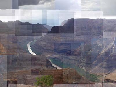 Grand Canyon Guano Point Art Print