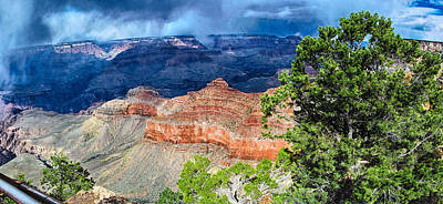 Photograph - Grand Canyon Iv by C H Apperson