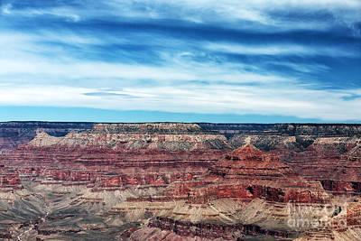 Photograph - Grand Canyon by John Rizzuto