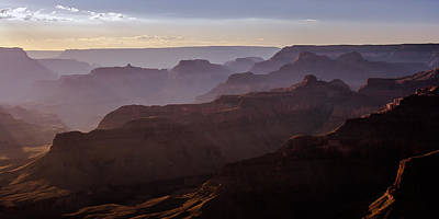 Photograph - Grand Canyon Mystery by John McArthur