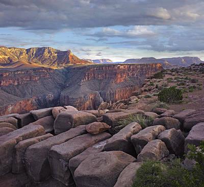 Grand Canyon National Park Art Print by Tim Fitzharris