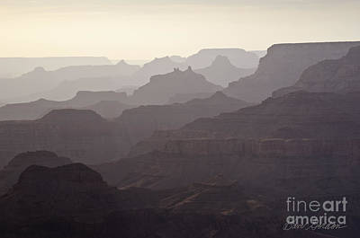 Grand Canyon Photograph - Grand Canyon No. 3 by David Gordon