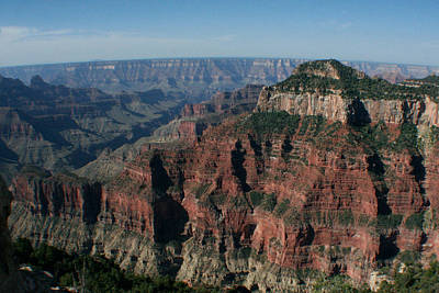 Photograph - Grand Canyon North Rim by Jon Emery
