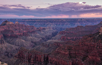 Grand Canyon North Rim Art Print