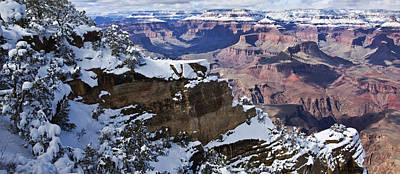 Travel - Grand Canyon Overlook by Paul Riedinger