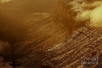 Photograph - Grand Canyon Sepia by Scott Sawyer