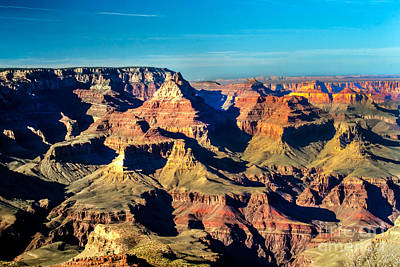 Photograph - Grand Canyon Shadows by Robert Bales