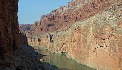 Grand Canyon Shadows Art Print