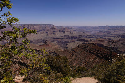 Photograph - Grand Canyon South  East by John Johnson