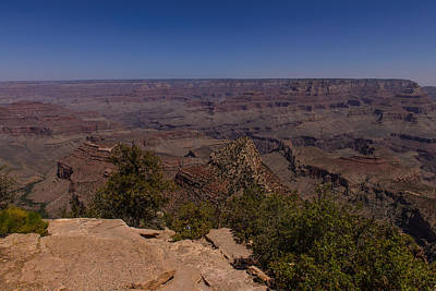 Photograph - Grand Canyon South Rim by John Johnson