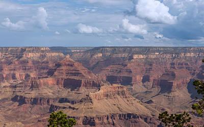 Photograph - Grand Canyon Splendor by John M Bailey