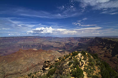 Photograph - Grand Canyon Splendor by Tom Kelly