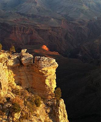 Photograph - Grand Canyon Sunrise One by Joshua House