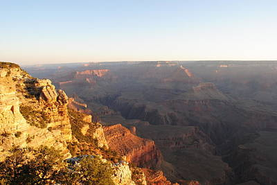 Photograph - Grand Canyon Sunrise by Robert  Moss