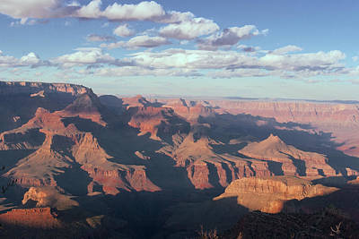 Photograph - Grand Canyon Sunset by Lou Ford