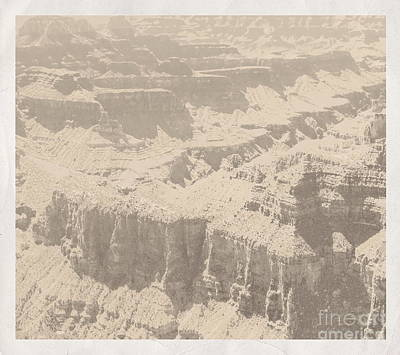 Digital Art - Grand Canyon V2 by Tim Richards