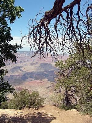 Grand Canyon View 1 Art Print