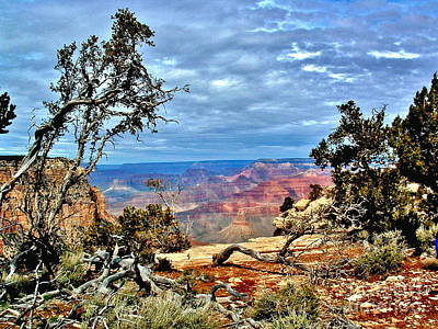 Photograph - Grand Canyon View IIi by Marilyn Smith