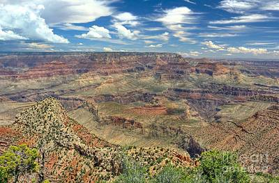 Photograph - Grand Canyon View by John Kelly
