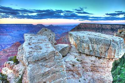 Photograph - Grand Canyon Vista - 2 by Gordon Elwell