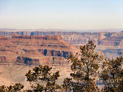 The Rolling Stones - Grand Canyon Vista 7 by Audrey Van Tassell