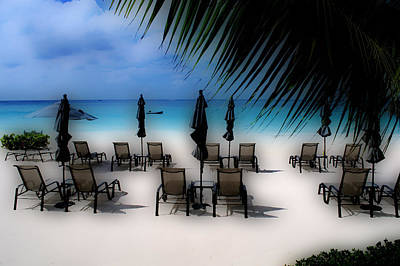 Grand Cayman Dreamscape Art Print by Caroline Stella