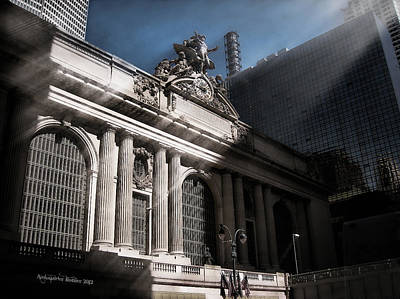 Grand Central #1 Art Print