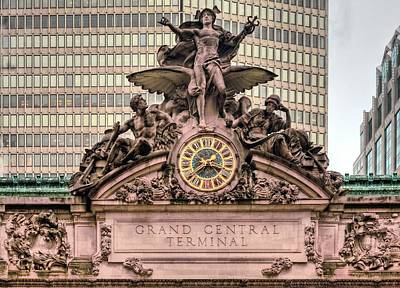 Photograph - Grand Central  by JC Findley