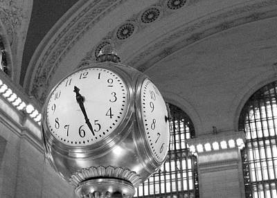 Photograph - Grand Central by John King