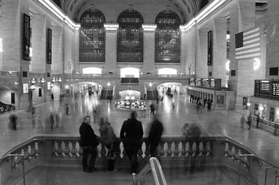 Grand Central Station Art Print by Dan Sproul