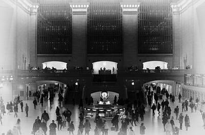 Photograph - Grand Central Station by Marianne Campolongo