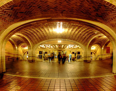 Photograph - Grand Central Terminal 014 by Jeff Stallard