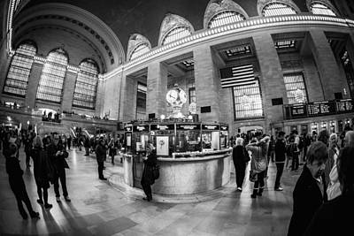 Grand Central Terminal Art Print by James Howe