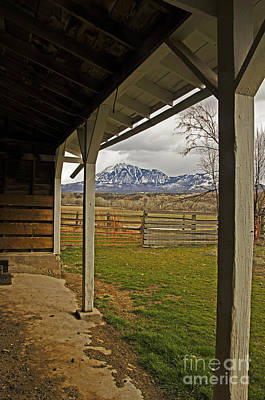 Photograph - Grand Country View by Kelly Black