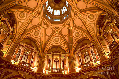 Photograph - Grand Dome II by Ray Warren