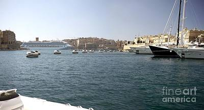 Grand Habour Valletta Original