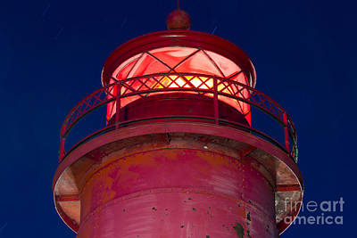 Grand Haven Photograph - Grand Haven Lighthouse by Twenty Two North Photography