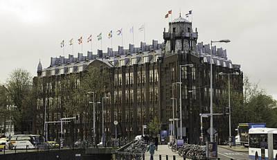 Het Photograph - Grand Hotel Amrath Amsterdam by Teresa Mucha