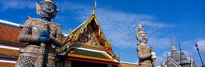 Grand Palace, Bangkok, Thailand Art Print by Panoramic Images