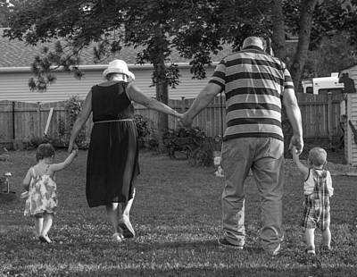 Photograph - Grand Parents by Darren Langlois