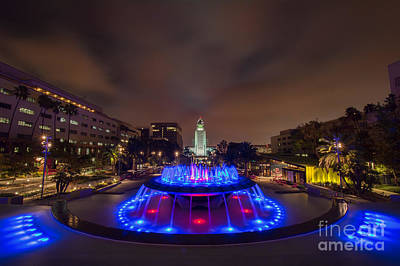 Photograph - Grand Park by Eddie Yerkish