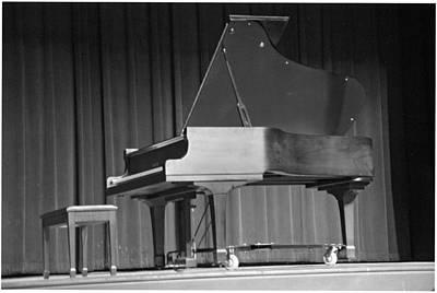 Grand Piano Original by Hugh Peralta