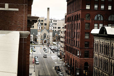 Photograph - Grand Rapids 10 by Scott Hovind