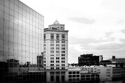 Photograph - Grand Rapids 20 Black And White by Scott Hovind