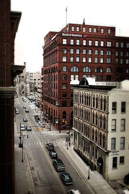 Photograph - Grand Rapids 8 by Scott Hovind