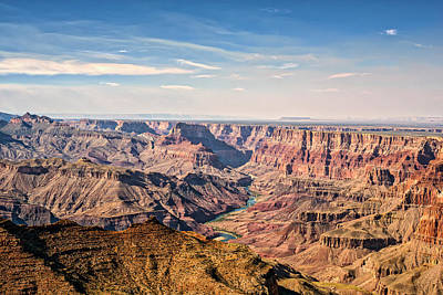Grand Canyon Photograph - Grand River Canyon by Tod and Cynthia Grubbs